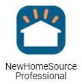 New Home Source Professional CONNECT button REcolorado ShowingNew