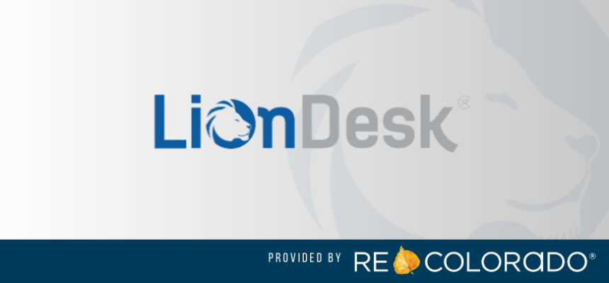 LionDesk provided by REcolorado