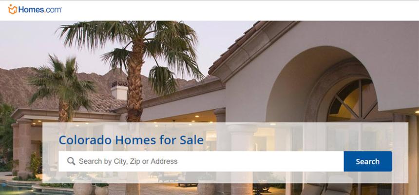 Homes.com Syndication REcolorado Real Estate MLS