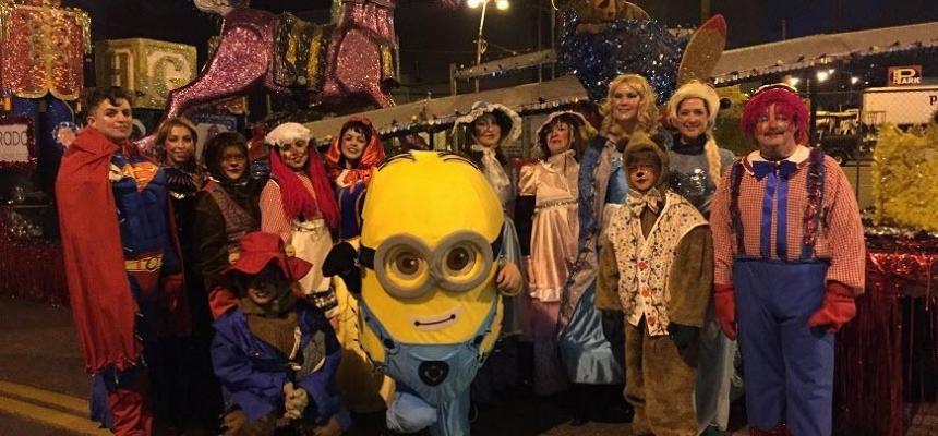 REcolorado Denver Parade of Lights volunteers