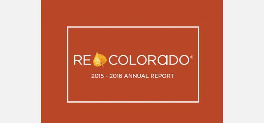 REcolorado Annual Report 2015-2016