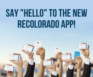 Say Hello to the new REcolorado App