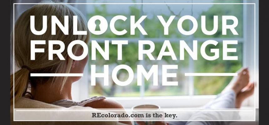 Unlock your Front Range Home Recolorado Ad