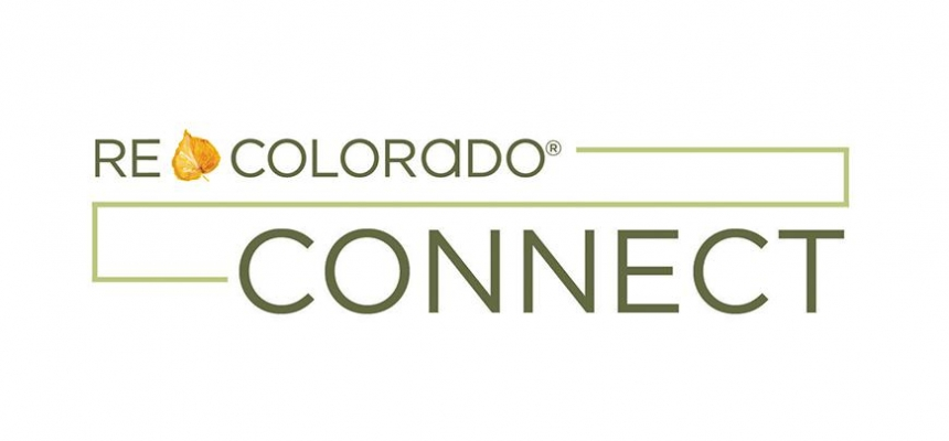 REcolorado CONNECT logo