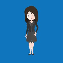 REcolorado Customer Care Rep Jessi Illustration