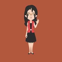 REcolorado Customer Care Manager Julie Illustration