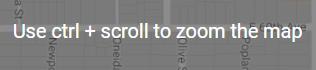 Control key scroll mouse zoom Matrix