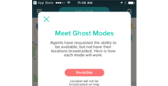 ArriveHome Ghost Modes Stay Safe Client Showings