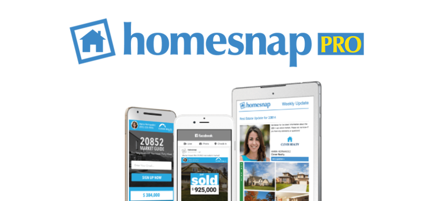Homesnap Pro REcolorado App MLS Listings