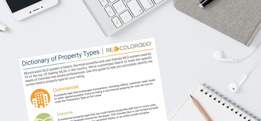 Matrix Property Types Real Estate Colorado Matrix