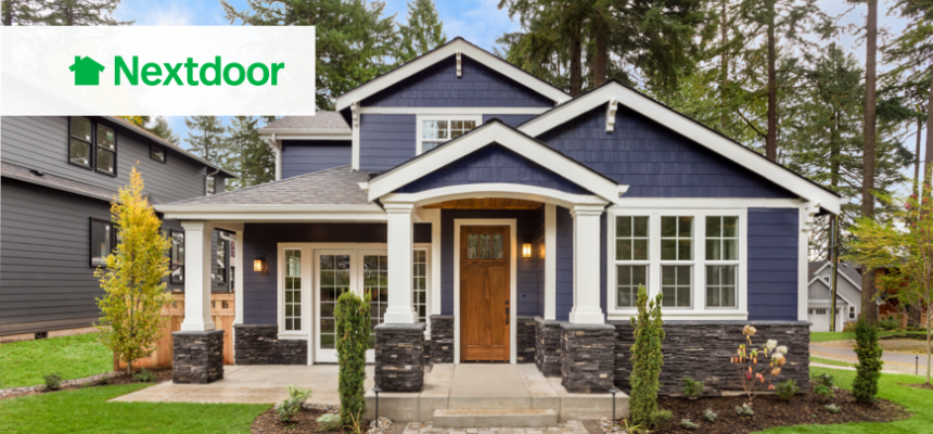 REcolorado syndication Nextdoor reach homeowners