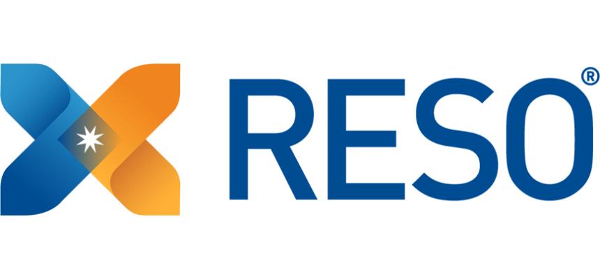 RESO logo horizontal