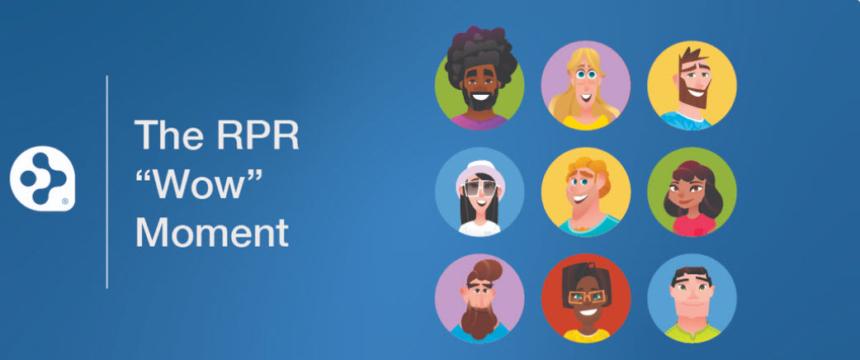 RPR Wow Clients Apart Success