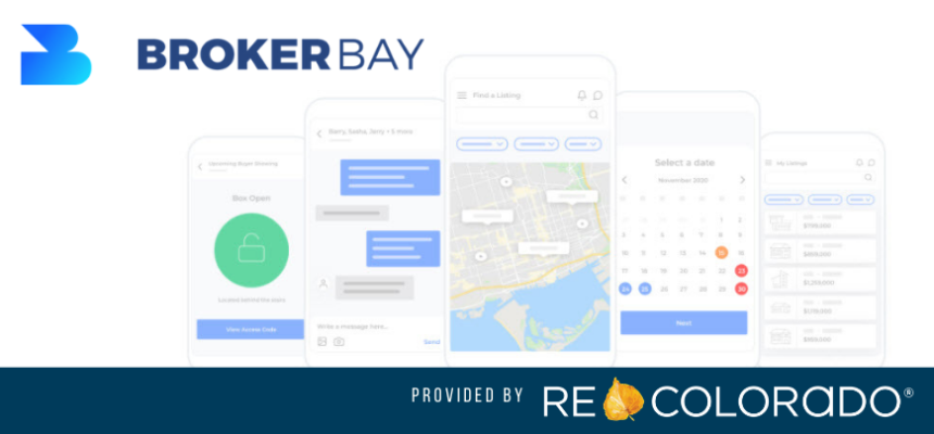 BrokerBay Showing Service
