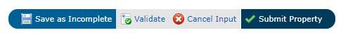 recolorado matrix button bar save as incomplete