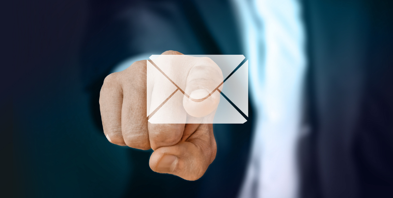 email pointing safe senders